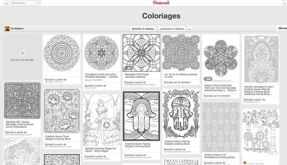 Coloriages anti stress imprimer les couleurs de la vie - Coloriage d adulte a imprimer ...