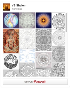mandalas pinterest board