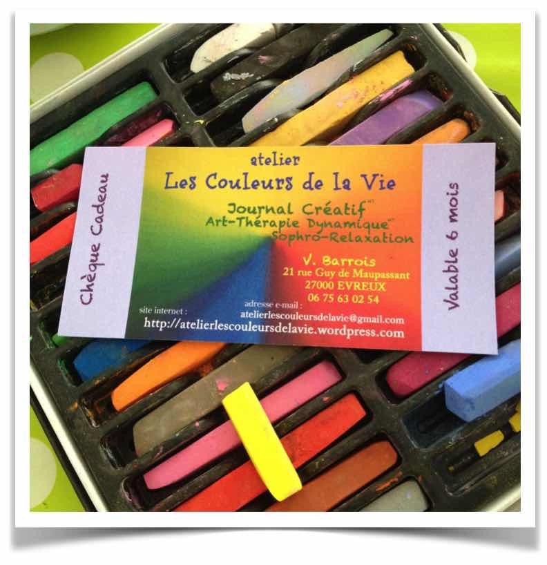 cheque cadeau couleurs